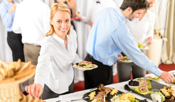 Messe-Catering